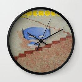 BBEROES Mr. Jumper Lifetime Journey  Wall Clock