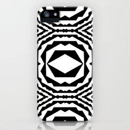 Indigenous Fractal iPhone Case