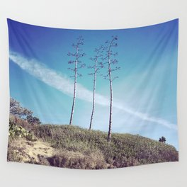 San Clemente Trees Wall Tapestry