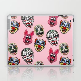 Halloween Masks Laptop & iPad Skin
