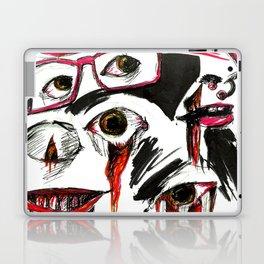 Face collage Laptop & iPad Skin