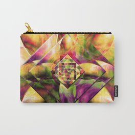 Every New Beginning Comes From Some Other Beginnings' End 2 Carry-All Pouch