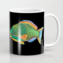 Parrotfish Coffee Mug