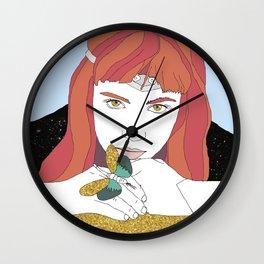 GRIMES GOLD Wall Clock
