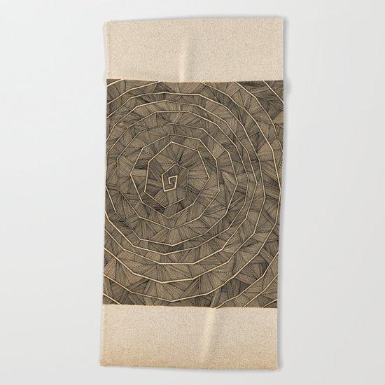 - bathyscaphe - Beach Towel
