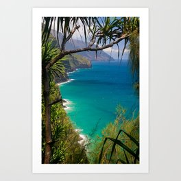 Kauai - Paradise Art Print
