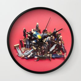 all the presidents Wall Clock