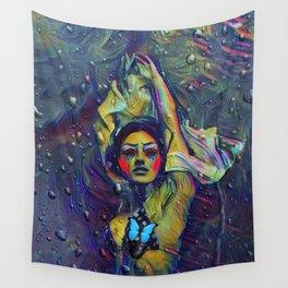 She No.5 Wall Tapestry