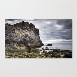 The dragon sleeps. Canvas Print