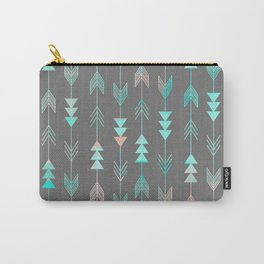 Aztec Arrows Carry-All Pouch