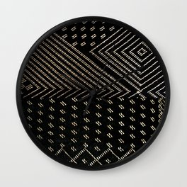 Assuit For All 3 Wall Clock