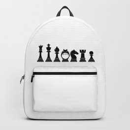 Chess Anime Character Backpack