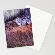 Up on the Mountain Stationery Cards