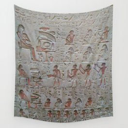 Egyptian Tablet Wall Tapestry