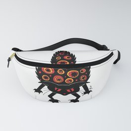 Angry Cat Fanny Pack