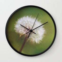Beauty Beneath It Wall Clock