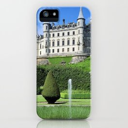 Dunrobin Castle  iPhone Case
