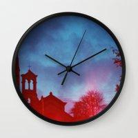 dublin Wall Clocks featuring Ranelagh, Dublin.  by Aoife Giles