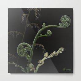 Gracious Rainforest Metal Print