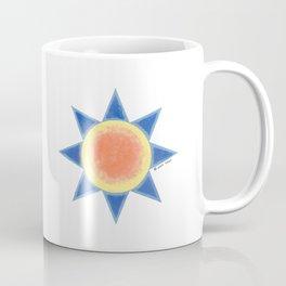 Cosmic Sun Coffee Mug