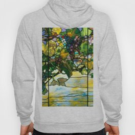 Louis Comfort Tiffany - Decorative stained glass 11. Hoody