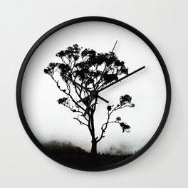 Tree of Solitude Wall Clock