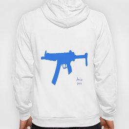 MP5 Blue vs Red Hoody
