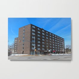Vistula Manor Metal Print