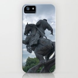 The Horseman. Kolovrat. iPhone Case