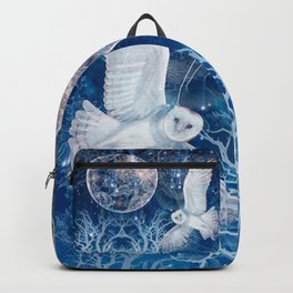 The Temple of the Full Moon Backpack