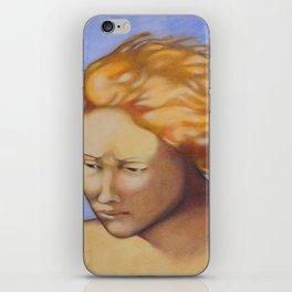 Sistine mood iPhone Skin
