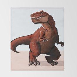 Dino Throw Blanket