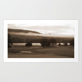 the course Art Print