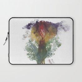 Devon's Vulva Print No.3 Laptop Sleeve
