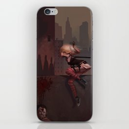 Bambi the Zombie Slayer iPhone Skin