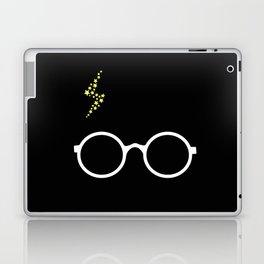 Harry - Black Laptop & iPad Skin