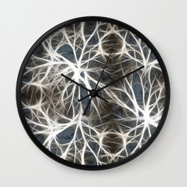 Neurons Cell Healthy Wall Clock