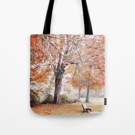 Autumn scenery #7 Tote Bag