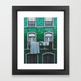 Lisbon, Portugal II Framed Art Print