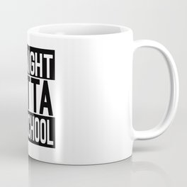 High School Coffee Mug