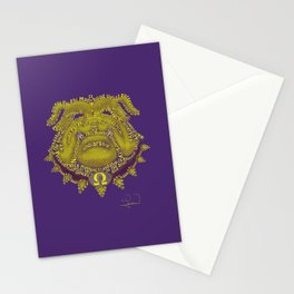 Omega Psi Phi Stationery Cards