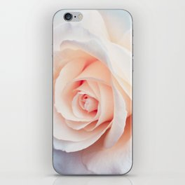 Flowers Photography   Rose   Spring   Easter   Blush Pink iPhone Skin