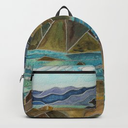 La Jolla Sea Lions Backpack