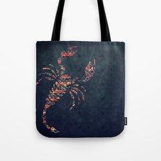 The Pattern Scorpio Tote Bag