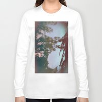 dreams Long Sleeve T-shirts featuring Dreams by Jane Lacey Smith