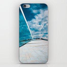 OPERA HOUSE OSLO iPhone Skin