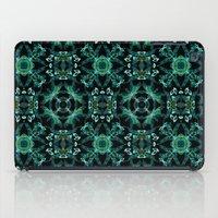 malachite iPad Cases featuring Malachite fantasy by ESZAdesign™