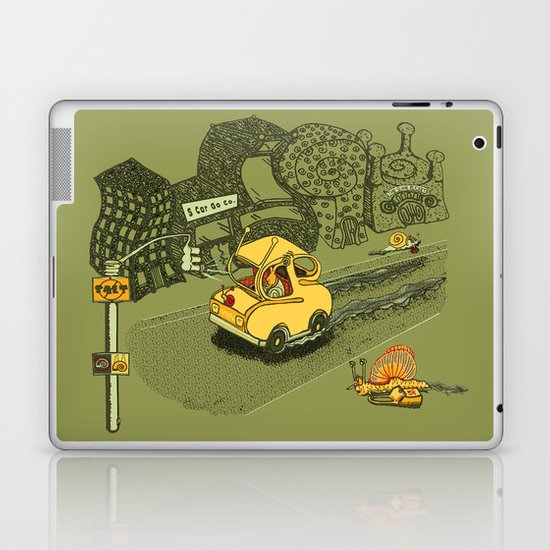 S-Car-Go! Laptop & iPad Skin