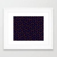 sparkles Framed Art Prints featuring Sparkles by DanBee Kim