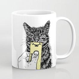 happy CATurday Coffee Mug